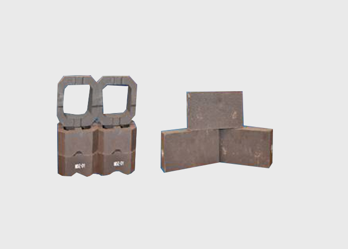 Glass kiln, cement kiln with magnesium chrome brick