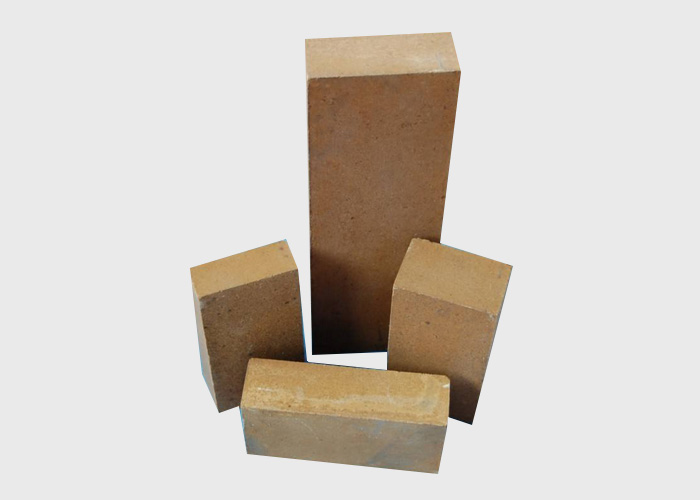 Magnesia brick of electric furnace